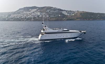 Vermietung Motor Yacht Didim