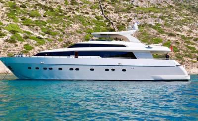 Vermietung Motor Yacht Mandelieu-la-Napoule