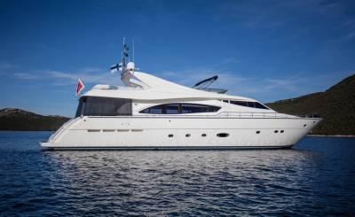 Vermietung Motor Yacht Zadar