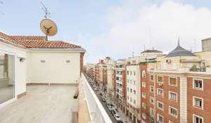 Vermietung Penthouse Madrid