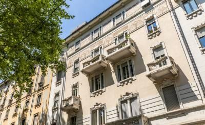 Vermietung Penthouse Milano
