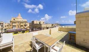 Vermietung Penthouse Valletta