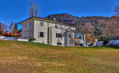 Vermietung Villa Blonay