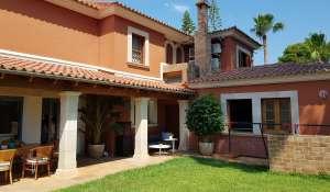 Vermietung Villa Cas Català