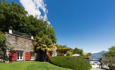 Vermietung Villa Como