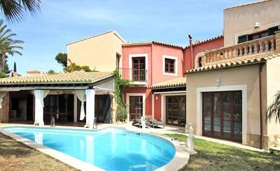 Vermietung Villa Santa Ponsa
