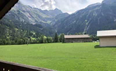 Vermietung Wohnung Gsteig bei Gstaad