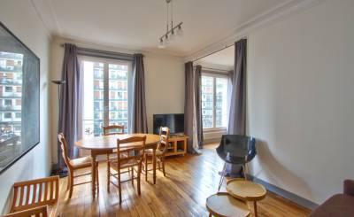 Vermietung Wohnung Paris 15ème