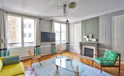 Vermietung Wohnung Paris 1er
