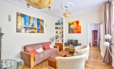 Vermietung Wohnung Paris 3ème